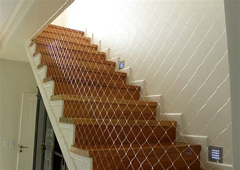 Banister Netting by Cool Staircases Search Stunning Staircases
