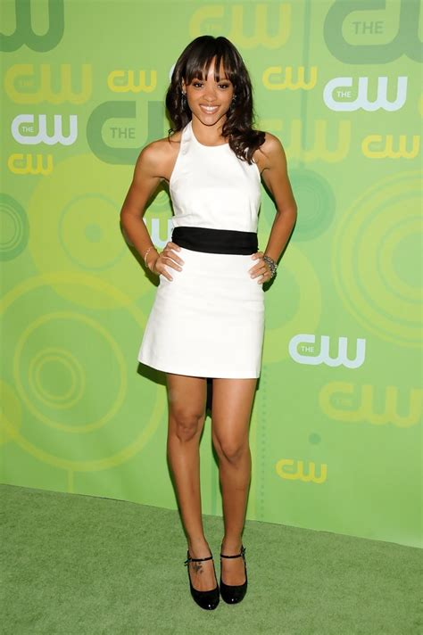New Saleisha Stowers Pictures by Saleisha Stowers Photos Photos The Cw Network S Upfront