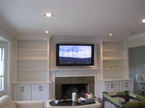 built in shelves living room built in media unit with custom cabinets and shelves