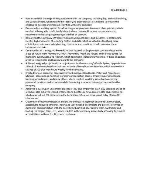 Selected Accomplishments Resume Exles List Selected Accomplishments For Career List Selected