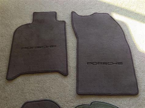 Porsche 993 Floor Mats by 993 Classic Grey Oem Floor Mats Rennlist Discussion Forums