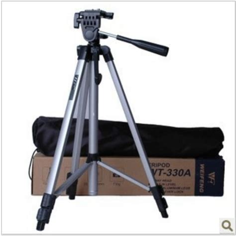 Tripod Wf Wt 330a weifeng wt 330a lightweight tripod with carrying bag nepean ottawa