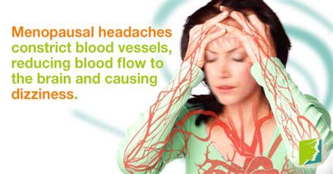 perimenopause symptoms dizziness and vertigo can menopausal headaches result in dizziness