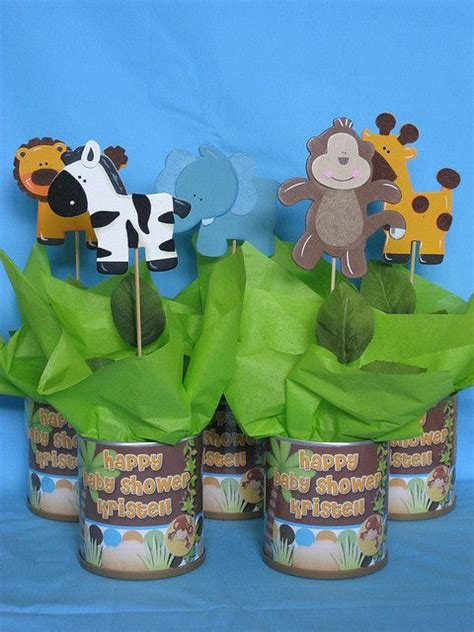 Safari Centerpieces For Baby Shower by 1000 Ideas About Safari Centerpieces On Safari Baby Showers Safari And