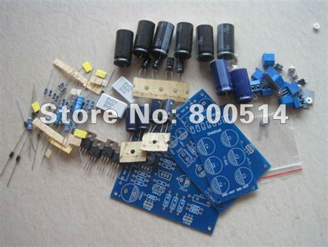 diy transistor lifier kit zen class a headphone lifier kit diy kit in headphone lifier from consumer electronics