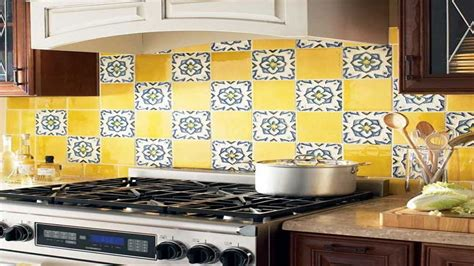 Inexpensive Backsplash For Kitchen by Colorful Backsplash Inexpensive Easy Backsplash Ceramic