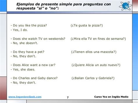 preguntas con wh y auxiliar did 1 3 preguntas personales en presente simple usando do y does
