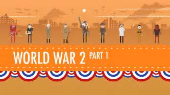 world war ii part 1 crash course us history 35