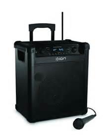 ion audio block rocker ipa76a portable bluetooth