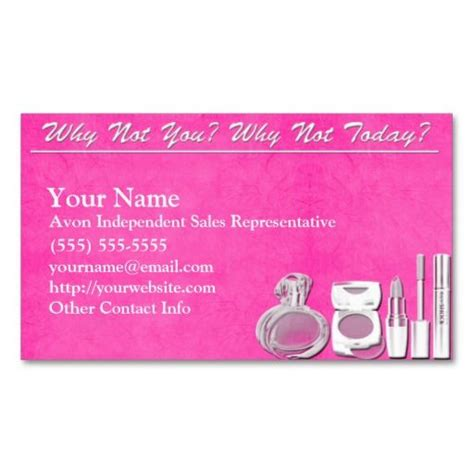 avon business cards templates downloads 17 best avon business cards templates images on