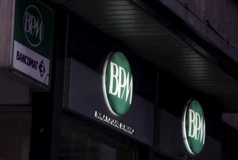 banco popolare bpm banco popolare et bpm assurent vouloir cr 233 er quot une banque