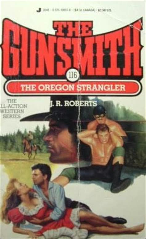 strangler books the oregon strangler gunsmith book 116 by j r