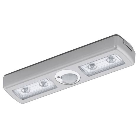 battery under cabinet lighting uk eglo 94686 baliola 4 led pir battery operated under