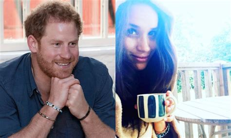Prince Dating Identical by Prince Harry S Meghan Markle Facts Hello Us