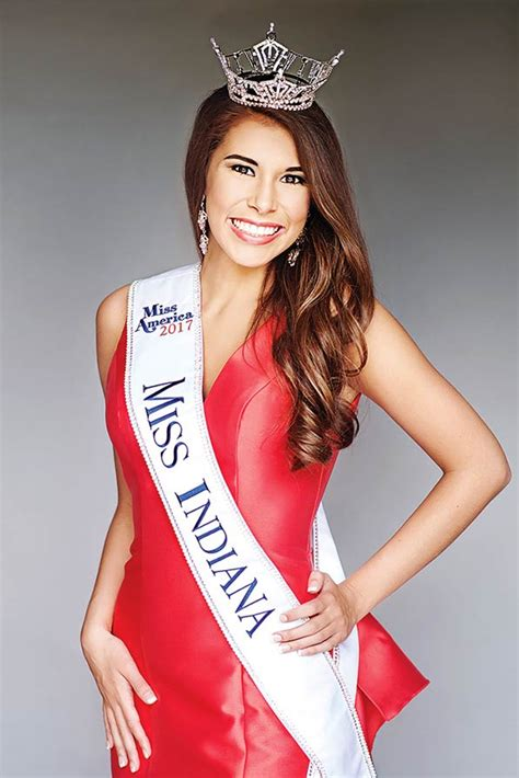 Miss Indriany miss indiana pageants helped overcome ocd navajo times