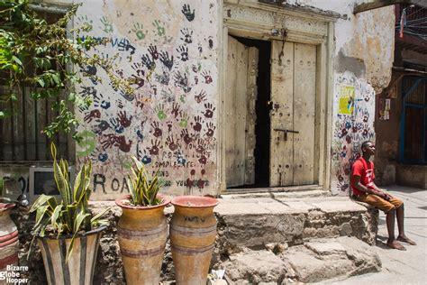 The Doors of Stone Town, Zanzibar ? The Bizarre Globe Hopper