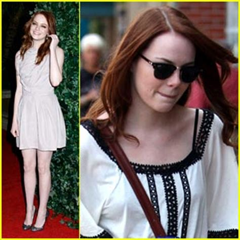 emma stone glee emma stone glee see photos of the star actress