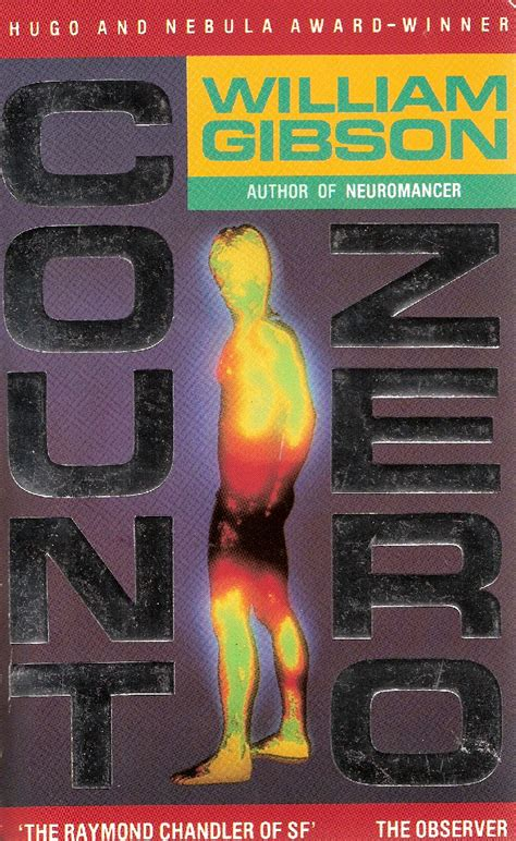 Count Zero sf reviews count zero by william gibson cover by image bank