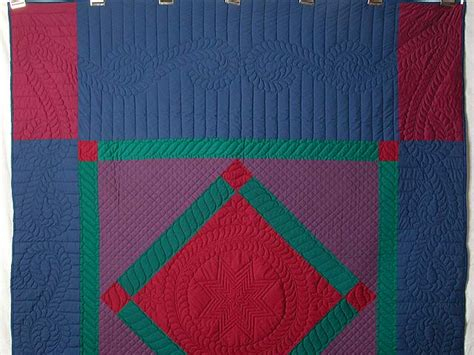 center quilt outstanding specially made amish