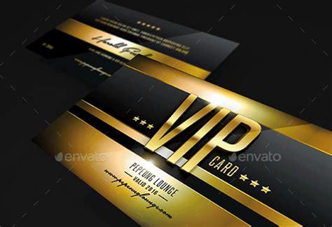 vip access card template vip pass templates templates vip