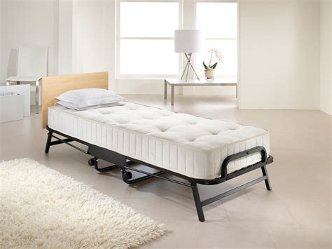 Folding Bed Single Be Crown Premier 3ft Single Folding Bed