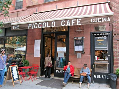 manhattan living 183 piccolo cafe new on the upper west side manhattan living