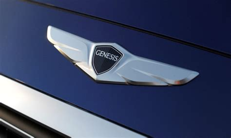 Genesis Hyundai Logo Hyundai Will Use Genesis Name For New Luxury Brand