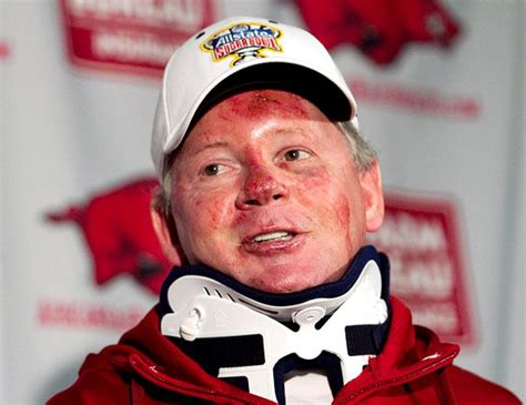 petrino fired as arkansas football coach ny daily news