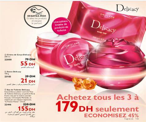 Parfum Oriflame Delicacy delicacy