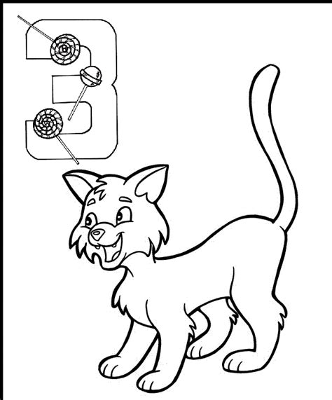 two cats coloring pages cats coloring pages numbers