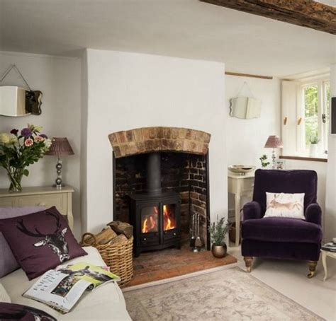 Cottage Fireplace Design by 17 Best Ideas About Cottage Fireplace On
