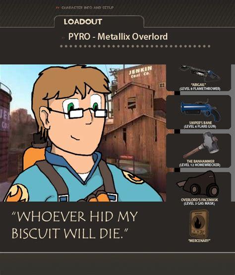 Pyro Meme - tf2 loadout meme by dfranks on deviantart