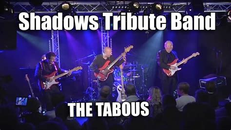shadows tribute the tabous shadows tribute band quot chatanooga quot recorded