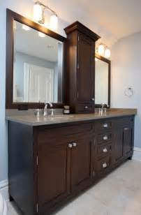 Upper Cabinets Upper Bathroom Cabinet Example Bathroom Decor Pinterest