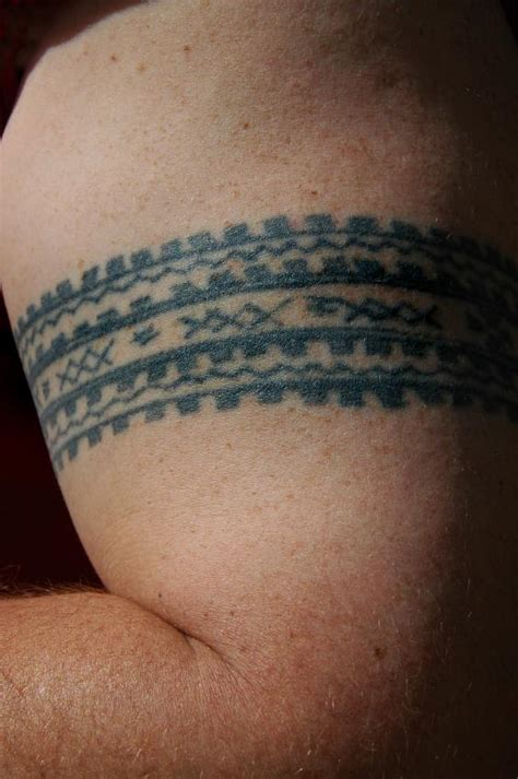 samoan tribal band tattoos tribal pictures slideshow