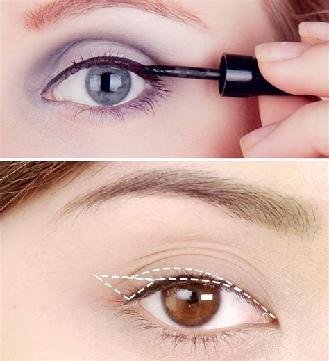 what make up does posha use 4 facts that show you are using your eyeliner wrongly
