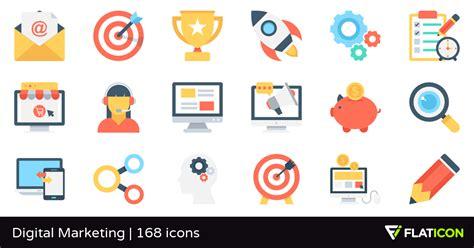digital market digital marketing 165 free icons svg eps psd png files