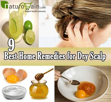 9 best home remedies for scalp to maintain healthy hair