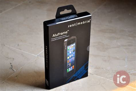 Lu Bumper Led Mobil just mobile aluframe aluminum bumper for iphone 5 review iphone in canada