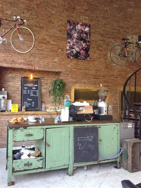 Coffee Shop Style Kitchen by Amsterdam Next City Guide Bikes Coffee At De