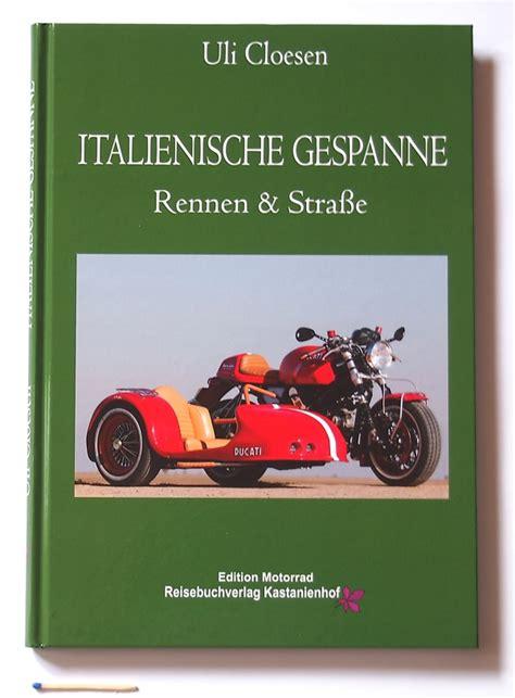 Neue Motorrad Gespanne by Neues Gespannbuch Motorrad Gespanne