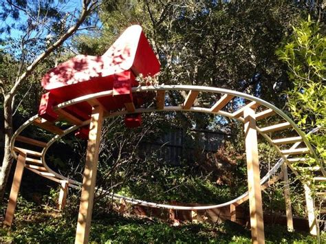diy backyard amusement parks will pemble