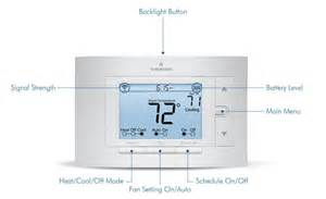 review emerson sensi wi fi thermostat 1f86u 42wf