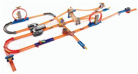 Track Racing Of Track Hotwheels Wheels 174 Track Builder Mega Gift Set Shop Wheels