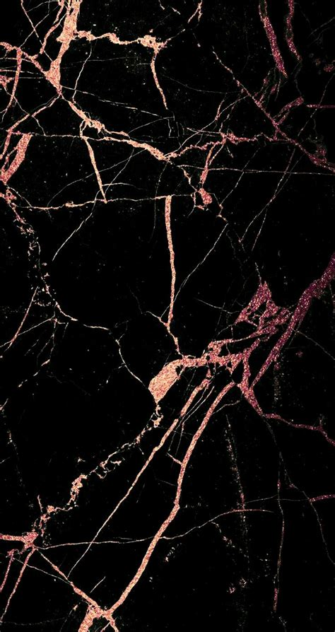 black and white iphone wallpaper pinterest black with rose gold texture iphone wallpapers