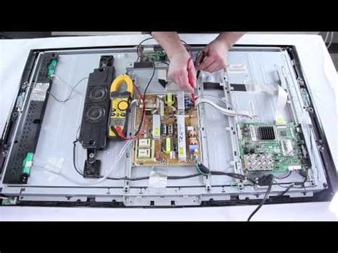 ps3 bad capacitors samsung lcd tv repair bad power supply not starting bad capacitor