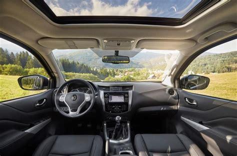 renault alaskan interior renault alaskan review 2018 autocar