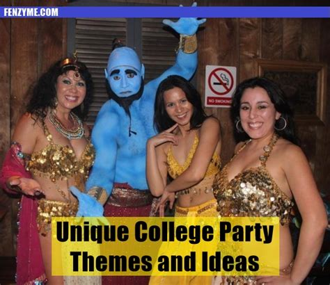 themes party college top 10 unique college party themes and ideas