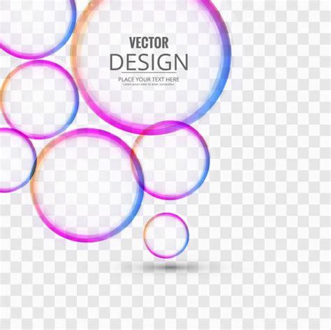 colored bubbles colored bubbles vector free