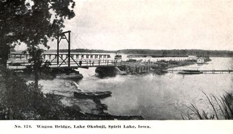wagon bridge lake okoboji photo brian craig photos at
